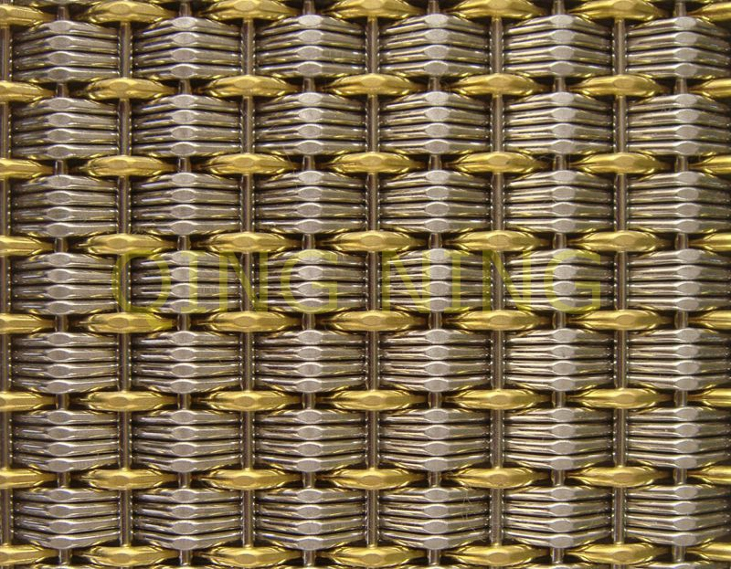 Brass Wire Grille : Decorative grilles︱architectural grill︱wire grills︱brass