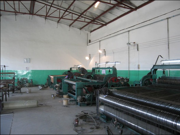 stainless steel wire cloth machine